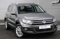 Used VW Tiguan TDI (140PS) 4WD SE Bluemotion
