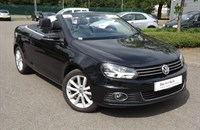 Used VW Eos TDi SE BlueMotion Cabriolet