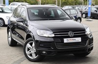 Used VW Touareg Altitude (V6 TDi Bluemotion)