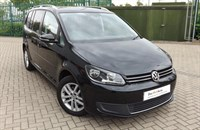 Used VW Touran TDI SE (105 PS)