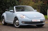 Used VW Beetle TDI (140 PS) DSG