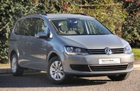 Used VW Sharan TDI SE (177 PS)