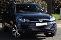Used VW Touareg TDI V6 R Line (245 PS) RARE CAR LEATHER NAV ROOF