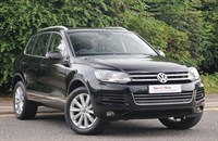Used VW Touareg TDI V6 SE (245 PS)