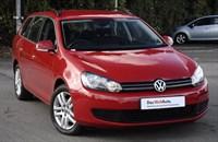 Used VW Golf TDI SE BlueMotion Technology (105 PS) Estate