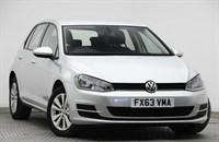 Used VW Golf SE TDi 105 DSG