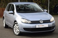 Used VW Golf TDI Match (140 PS)