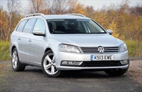 Used VW Passat Sport (TDi 140 BlueMotion)