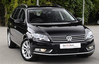Used VW Passat Executive (TDi 140 DSG BlueMotion)