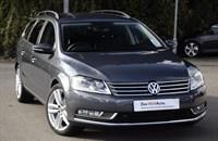 Used VW Passat TDI Executive Style BlueMotion (140PS)