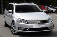 Used VW Passat Executive Style (TDi 177 DSG BlueMotion)