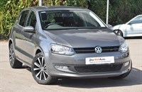 Used VW Polo TDI (75ps) Match Edition
