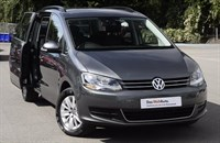 Used VW Sharan TDI SE