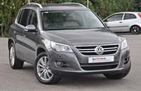 Used VW Tiguan TDI Match Bluemotion