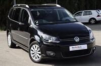 Used VW Touran TDI BlueMotion Sport (140 PS) 7-Seat