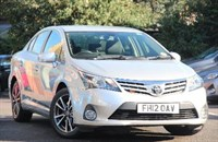 Used Toyota Avensis D-4D TR
