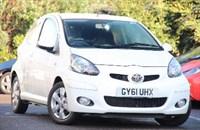 Used Toyota Aygo VVT-i Go!