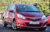 Used Toyota Yaris 1.33 VVT-i SR