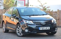 Used Toyota Avensis D-CAT T4
