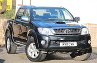 Used Toyota Hilux 3.0D-4D Invincible Double Cab Pickup