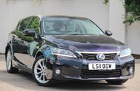 Used Lexus CT 200h SE-L Premier