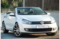 Used VW Golf TSI GT DSG (160 PS) (Import)