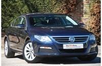 Used VW Passat CC TDI (140 PS) BlueMotion
