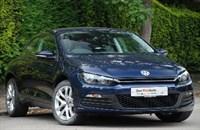 Used VW Scirocco TDI BlueMotion