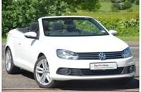 Used VW Eos TDi Sport BlueMotion DSG Cabriolet
