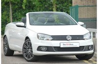 Used VW Eos TDi Sport BlueMotion DSG Cabriolet