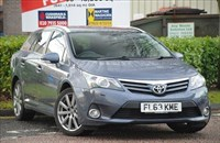 Used Toyota Avensis D-CAT Excel
