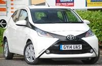 Used Toyota Aygo VVT-i x-pression