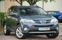Used Toyota RAV4 D Invincible AWD