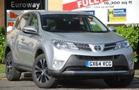 Used Toyota RAV4 D-CAT Icon AWD