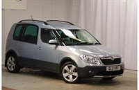 Used Skoda Roomster TSI (105bhp) Scout DSG