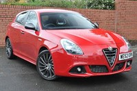 Used Alfa Romeo Giulietta 1.7 TB Quadrifoglio Verde TCT Semi Automatic