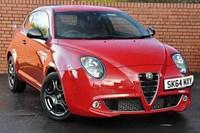 Used Alfa Romeo Mito 1.4 TB MultiAir (140ps) QV Line Semi Automatic