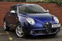 Used Alfa Romeo Mito 1.4 TB MultiAir (135ps) Distinctive (2011)
