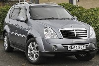 Used Ssangyong Rexton TD EX 270 Auto 4WD 7 Seats Semi Automatic