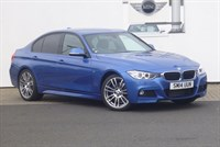 Used BMW 320i 3-series (184bhp) 4X4 xDrive M Sport