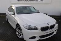 Used BMW 520d 5-series TD M Sport (184BHP)