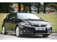 Used Lexus CT 200h SE-L