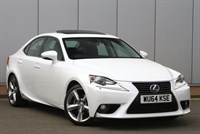 Used Lexus IS Premier