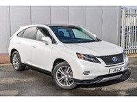 Used Lexus RX Advance