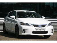 Used Lexus CT 200h Luxury