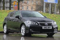 Used Lexus CT 200h Luxury
