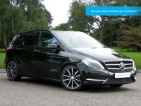 Used Mercedes B200 B-Class CDI BlueEFFICIENCY Sport