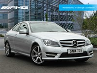 Used Mercedes C180 C-Class AMG Sport Edition