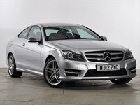 Used Mercedes C220 C-Class CDI BlueEFFICIENCY Sport Edition