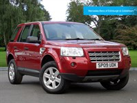 Used Land Rover Freelander Freelander 2 2.2 TD4 E GS